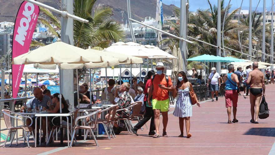 El nivel de contagios en Gran Canaria obliga a ampliar hasta el 3 de octubre las restricciones sanitarias en la isla