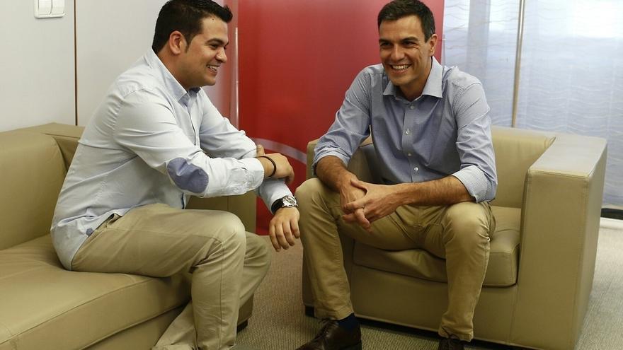 """Juventudes Socialistas da su apoyo """"unánime"""" a Nino Torre y avisa al PSOE de que es una organización autónoma"""