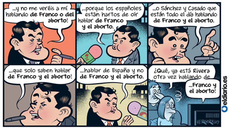 Franco y el aborto