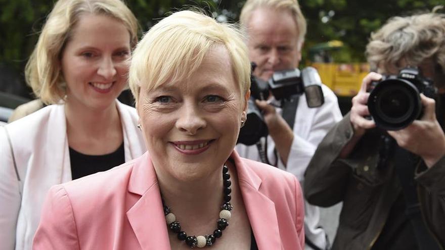 La laborista Angela Eagle se retira de la carrera por suceder a Corbyn