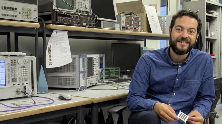 Un nuevo concepto de antena ofrece wifi de alta velocidad en trenes y aviones