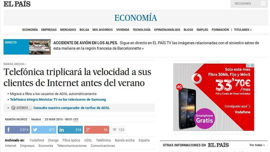 El País Telefónica
