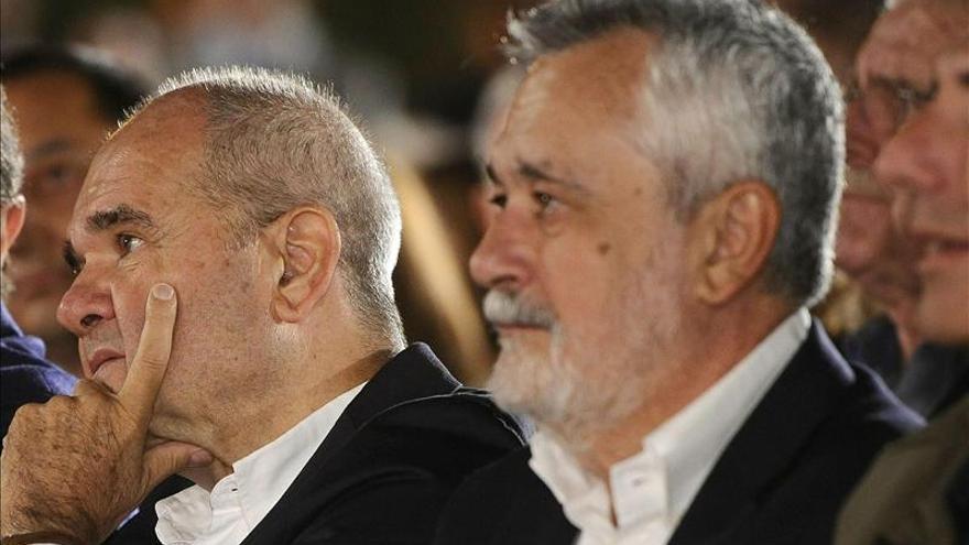 El Fiscal pedirá al Supremo que investigue a Chaves y Griñán por caso de los ERE
