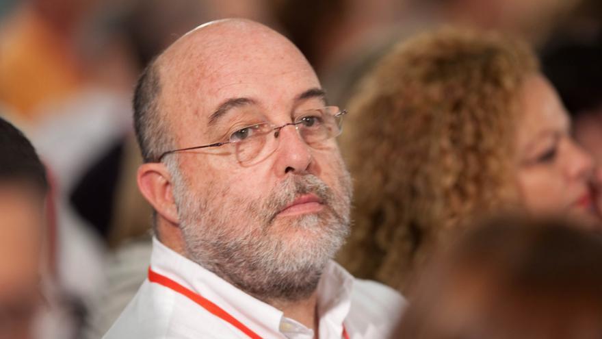 Arcadio Díaz Tejera, en una imagen de archivo. (ACN)