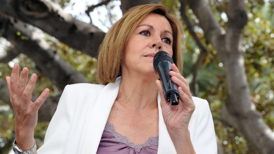 Cospedal se incorpora como socia al bufete CMS Albiñana & Suárez de Lezo