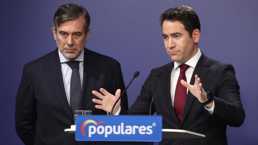 'Génova' busca zanjar la polémica por 'pin parental' y dice que todo el PP defiende la libertad de elegir de los padres