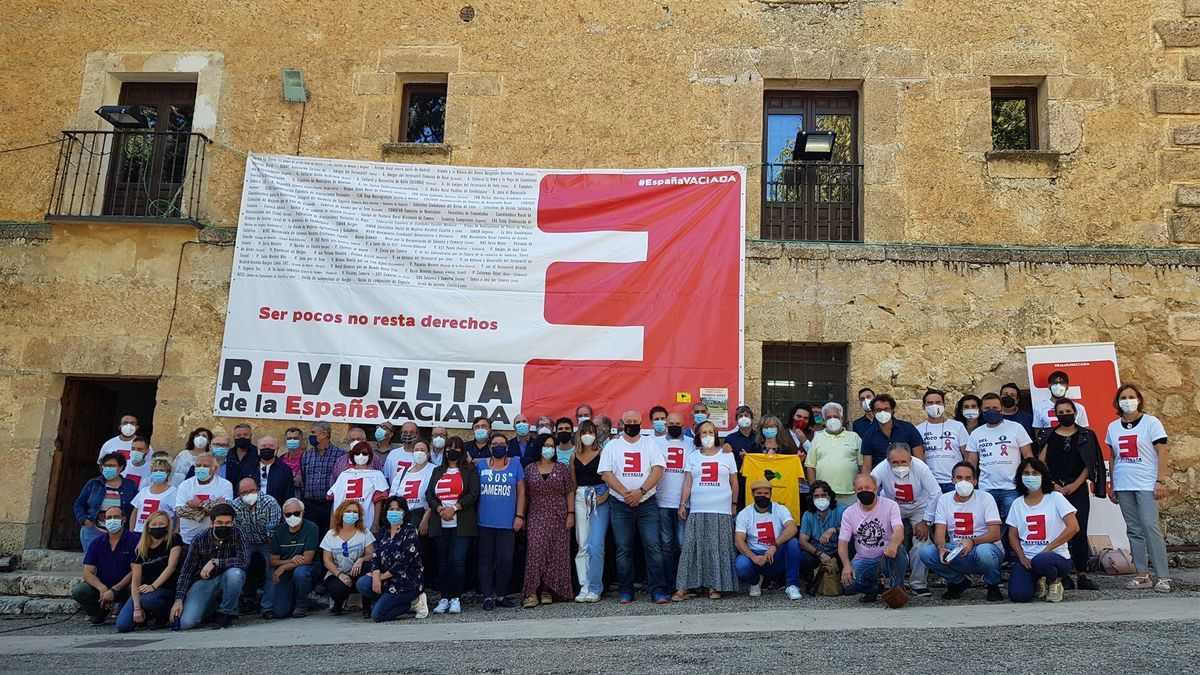 III Asamblea de la España Vaciada que se ha celebrado en Priego (Cuenca)