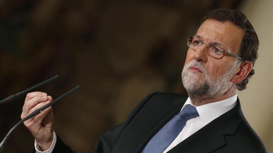 """Rajoy admite que la subida de las pensiones es """"modesta"""" pero efectiva"""