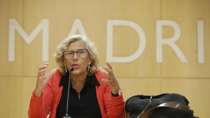 """Carmena no tiene problema en reconocer a Guaidó y pide """"resolver las dictaduras sin sangre"""""""