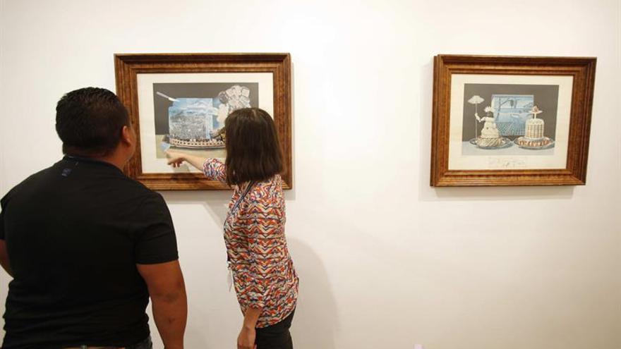 """La """"gastroestética"""" de Salvador Dalí aterriza en Panamá"""