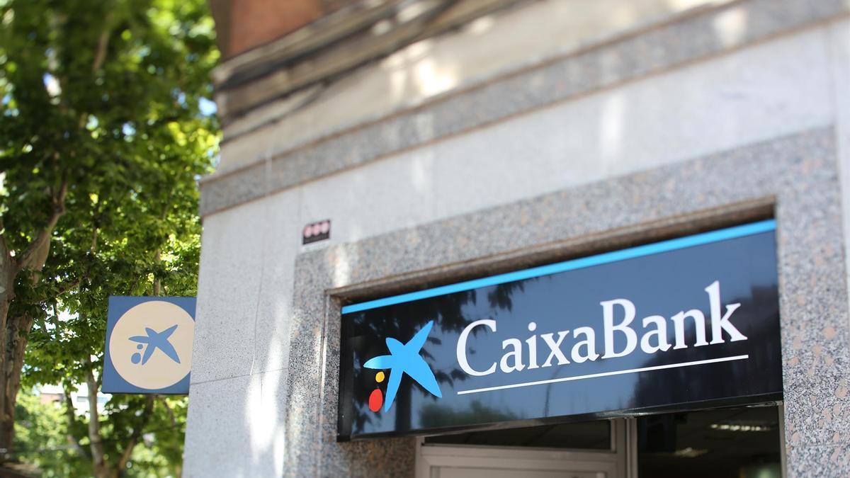 Oficina de CaixaBank (Archivo)