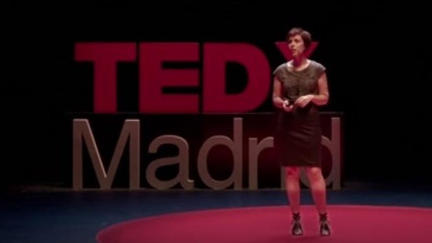 Marta Peirano en TEDxMadrid