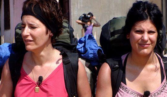 Las hermanas vascas Sandra y Belinda ganan