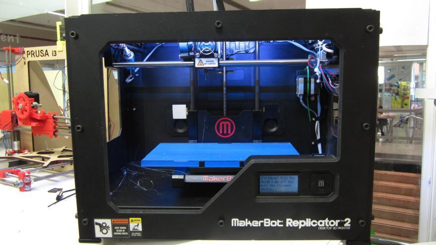 Stratasys compró Makerbot en 2013 y según los analistas se esperan más fusiones