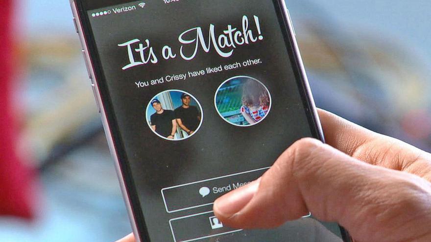 'Match' en Tinder