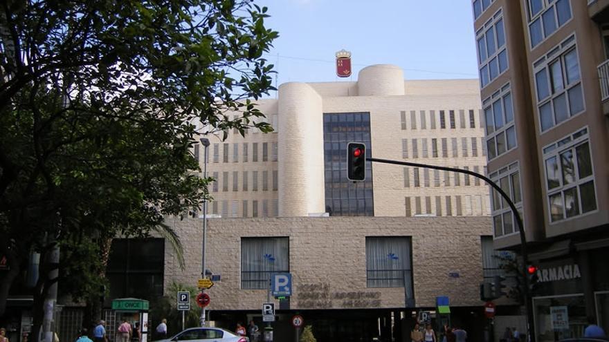 Hospital General Universitario Morales Meseguer de Murcia / AS