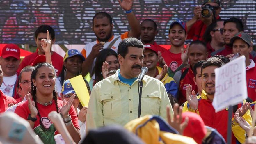 Presidente de Venezuela celebra la independencia de Centroamérica
