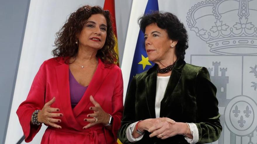 """El Gobierno declarará la """"zona de emergencia"""" para agilizar las ayudas a Mallorca"""
