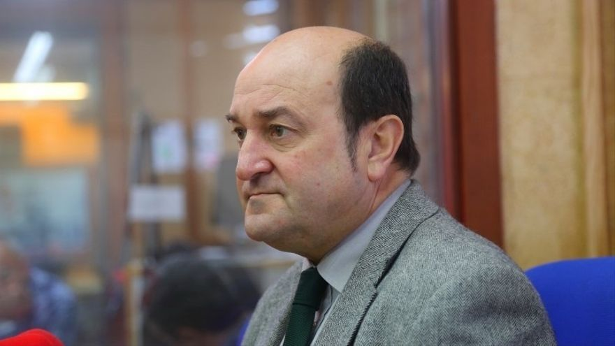 """Ortuzar dice que PNV y PP están """"todavía en la tercera glaciación"""", pero, si hay condiciones, negociarán"""