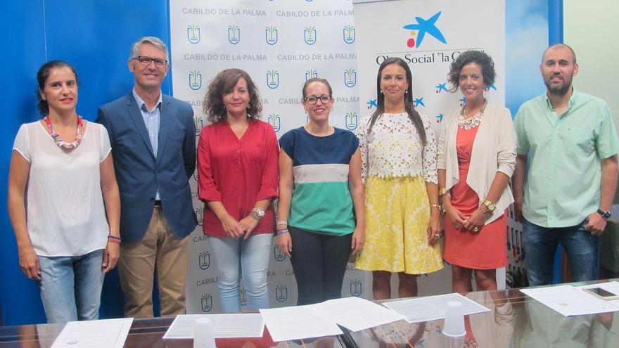 Presentación de las actividades a realizar en La Palma con motivo de la celebración del Día Mundial del Alzheimer el próximo 21 de septiembre.