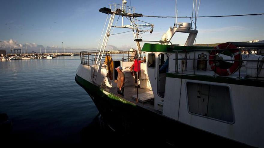 Embarcación pesquera en una imagen de archivo.