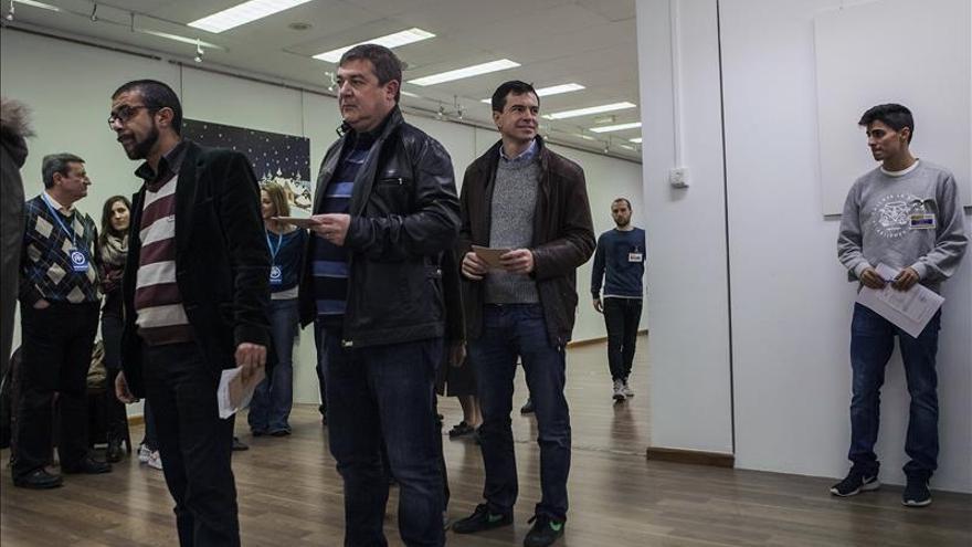"""Herzog espera una """"altísima"""" participación y que los votantes sean exigentes"""