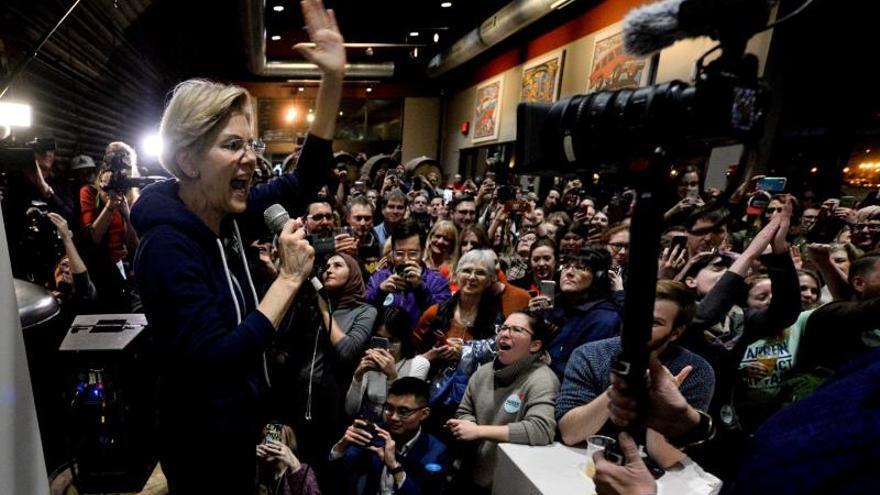 """Llegan los """"caucus"""" de Iowa: ¿Quién es quién en las primarias de EE.UU.?"""