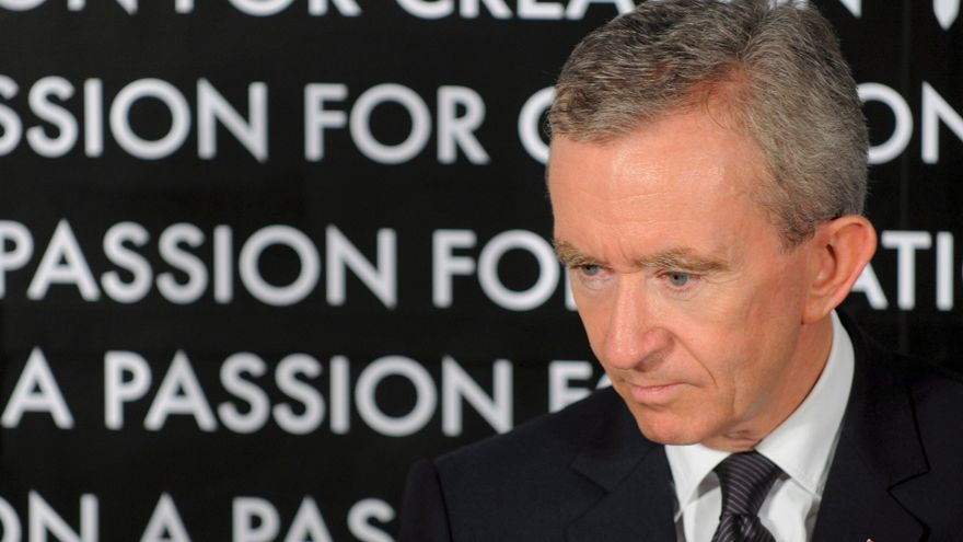 "Bernard Arnault denuncia al periódico ""Libération"" por ""injurias públicas"""