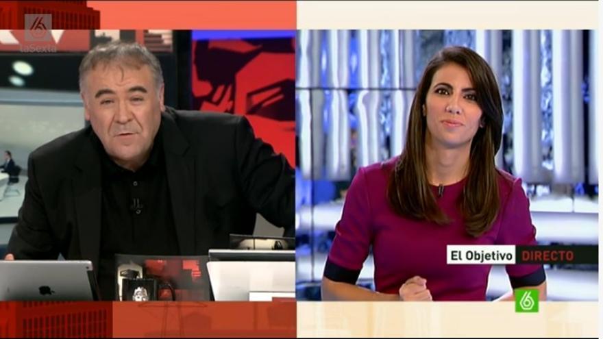 Antonio García Ferreras y Ana Pastor presentado el programa especial /La Sexta