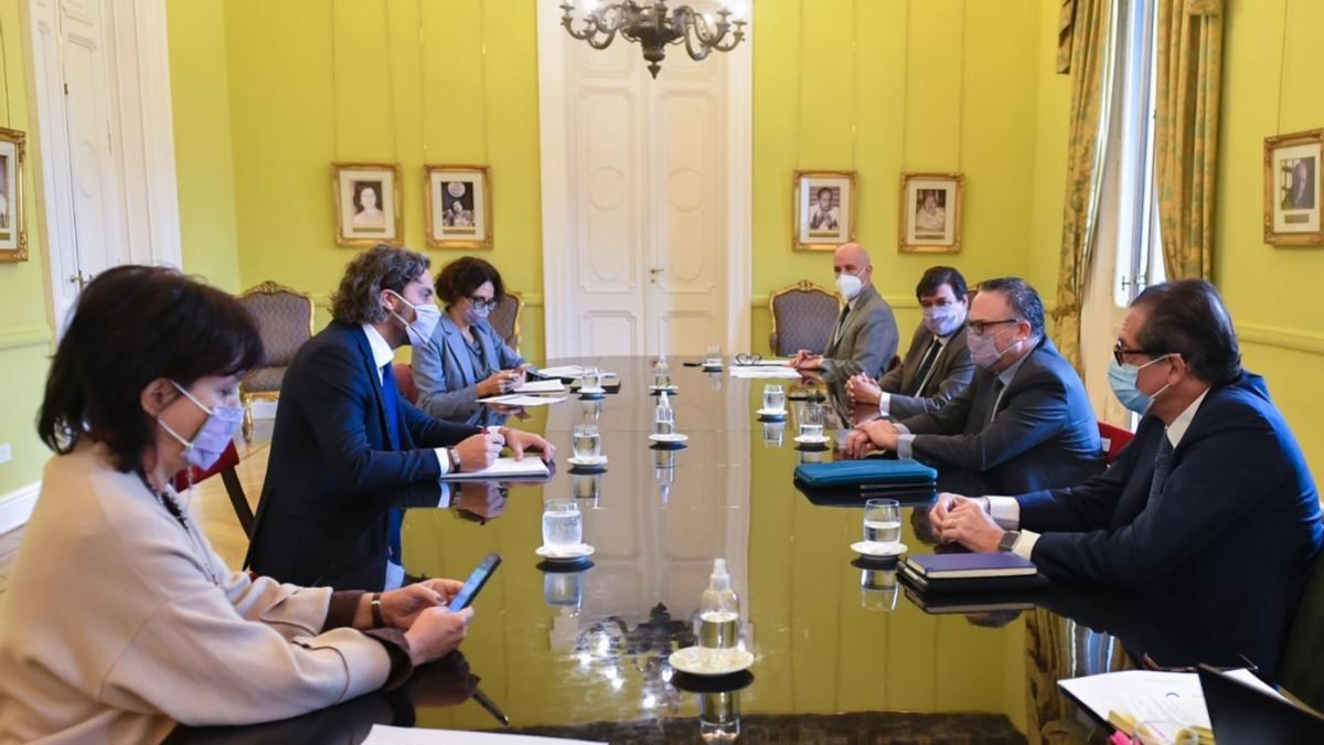 Reunión del gabinete económico, esta tarde en la Casa Rosada