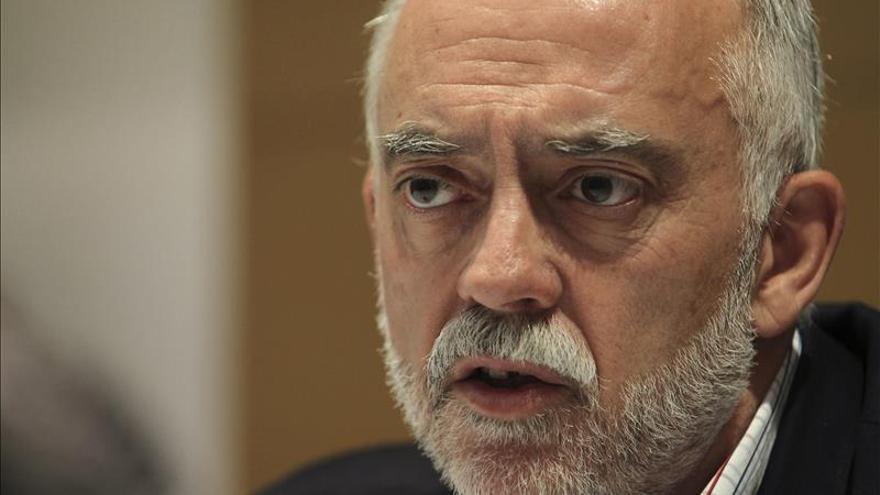 El director adjunto de la Agencia de Control de Fronteras Exteriores (Frontex) de la UE, Gil Arias.