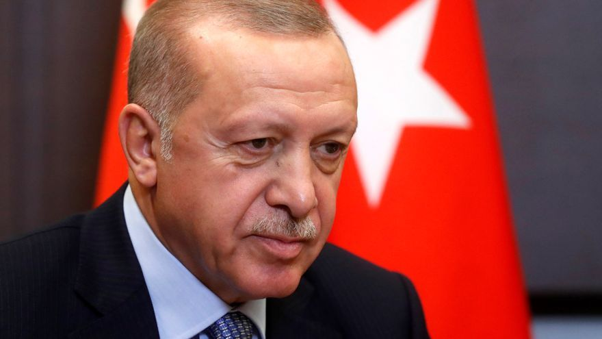 Recep Tayyip Erdoğan, presidente de Turquía