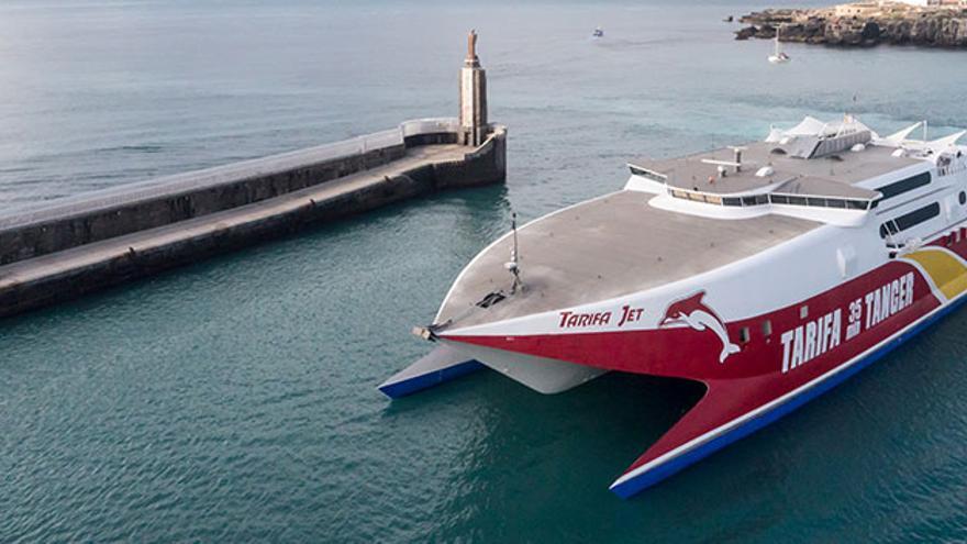 'Tarifa Jet' de la naviera FRS