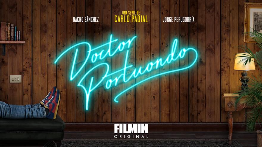 Filmin anuncia la producción de 'Doctor Portuondo', su primera serie original