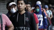 Costa Rica atraviesa la segunda ola pandémica del coronavirus