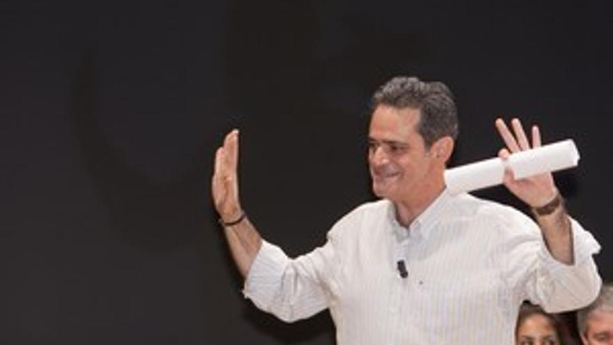 Jorge Rodríguez, candidato de CC a la alcaldía de Las Palmas de Gran Canaria. (ACN PRESS)