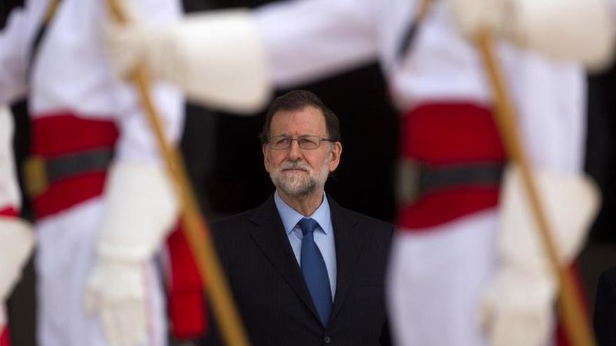 Rajoy se reúne con Temer en el inicio de una visita centrada en los negocios