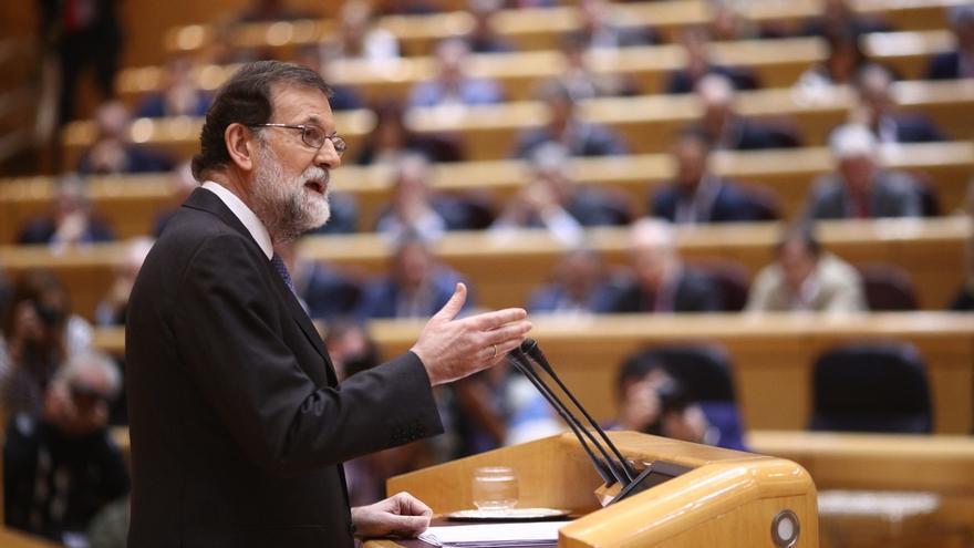 El PSOE recibirá a Rajoy en su vuelta al Senado con una pregunta sobre pensiones y ERC, de nuevo con Cataluña