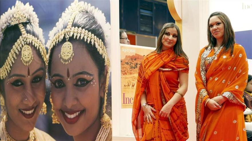 India vende su diversidad en Fitur y busca duplicar las llegadas de españoles