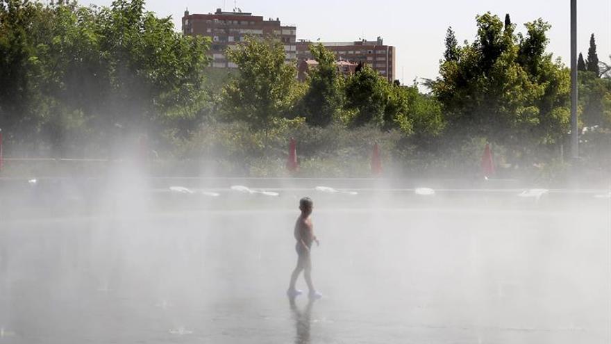 Alertan de un episodio de fuerte calor en casi toda España hasta el miércoles