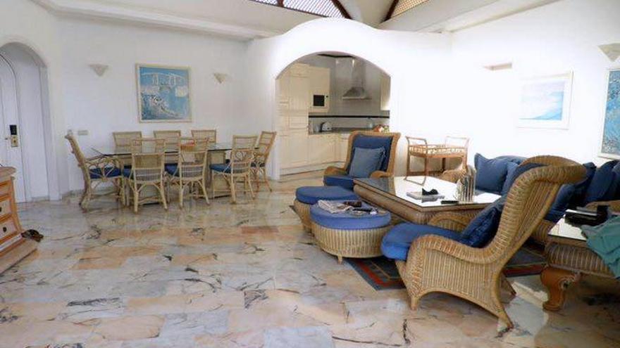 Aspecto de un apartamento pent house, en Anfi del Mar. (Foto: Anfi del Mar)