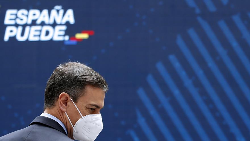Sánchez pide elevar la ambición para lograr la neutralidad climática en 2050