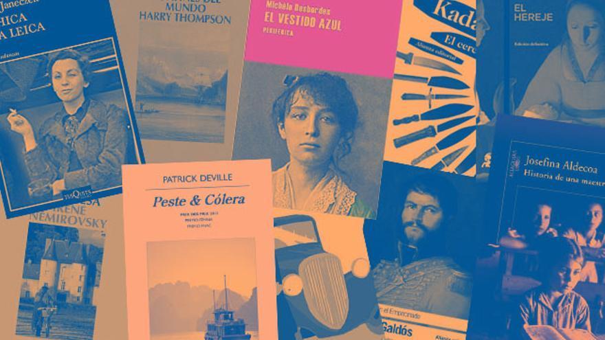 Las novelas históricas también son para el verano