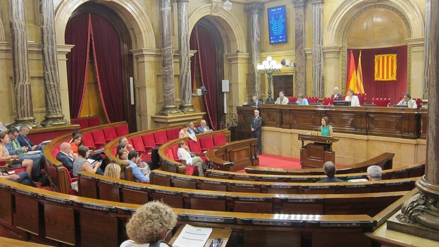 El Parlament evita incluir por ahora la votación del Proceso Constituyente en el próximo pleno