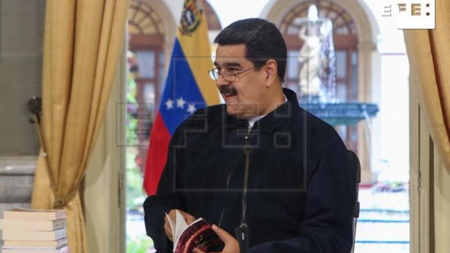 El Parlamento Europeo pide a la UE que respalde llevar a Venezuela ante la CPI