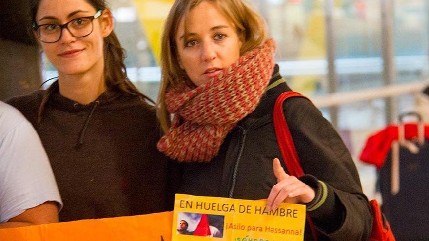 """Tania Sánchez insiste en que no se integrará en Podemos porque tienen """"culturas políticas distintas"""""""