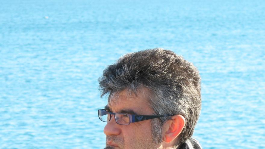 El escritor Juan Carlos Usó.