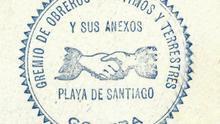 El Gremio de Obreros Marítimos-Terrestres de Playa de Santiago