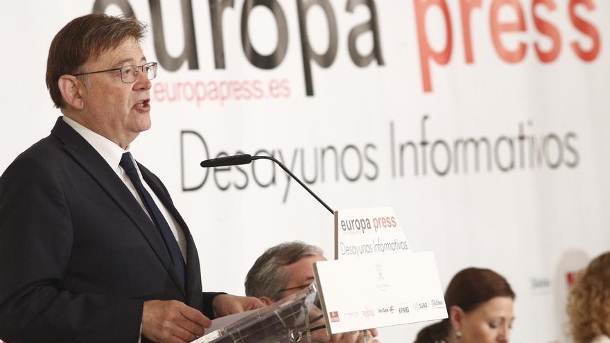 """Puig critica que Torra está """"en la endogamia"""" pero reclama diálogo dentro de la ley y normalizar la  relación"""