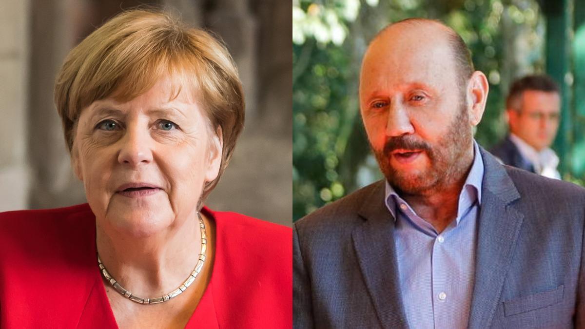 La reelección indefinida de Angela Merkel y Gildo Insfrán